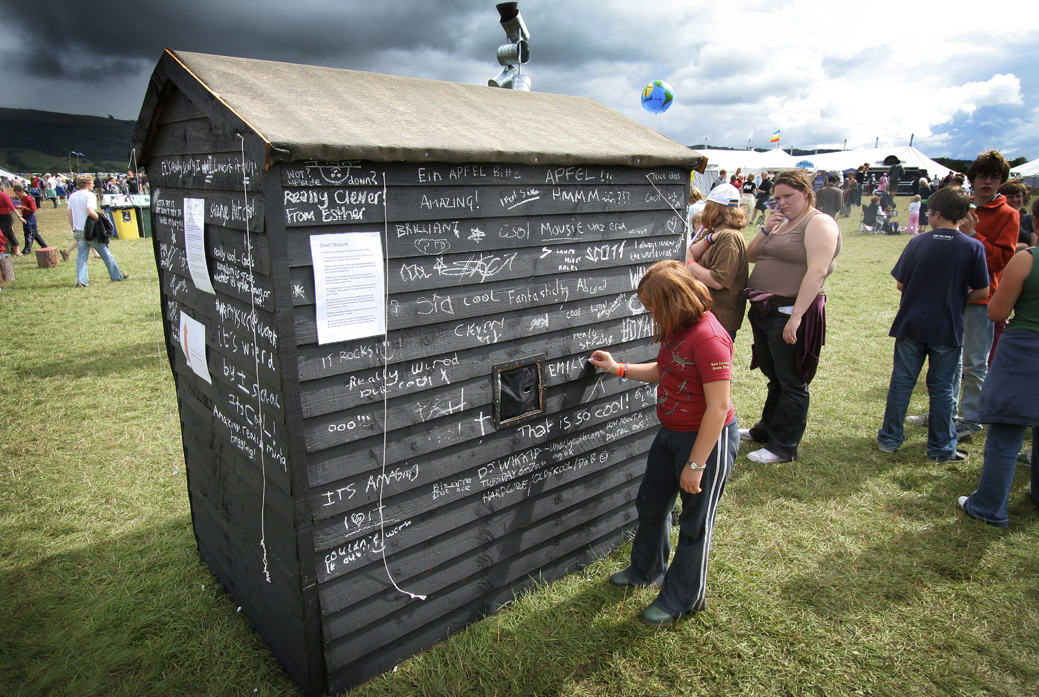 shed obscura at greenbelt 2006
